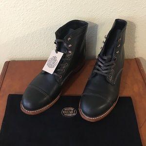 '1000 Mile - McClean' Leather Cap Toe Boot